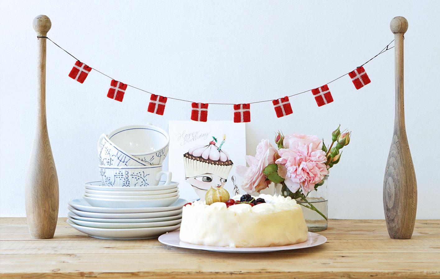 Fødselsdags Inspiration 2020 - Falby Design - Boliginteriør - Nordisk stil