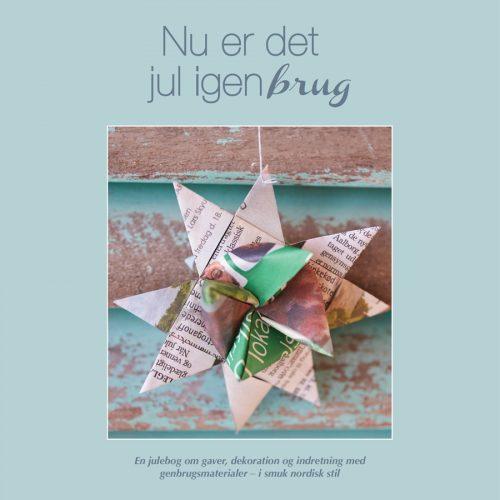 Nu er det jul i genbrug - ebog af Falby Design