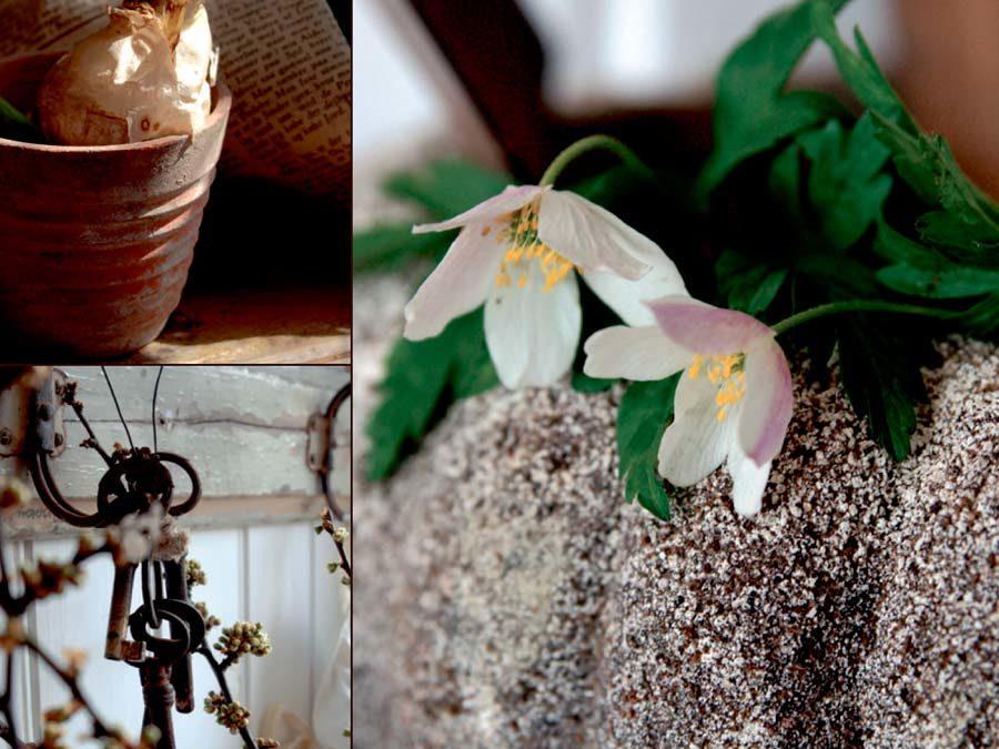 Falby Design blog - Vinterhaven - Liv i genbrug