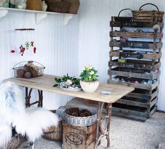 Liv i genbrug skrevet af Karin Falby - Fyldt med smukke interiør billeder og genbrugsopskrifter