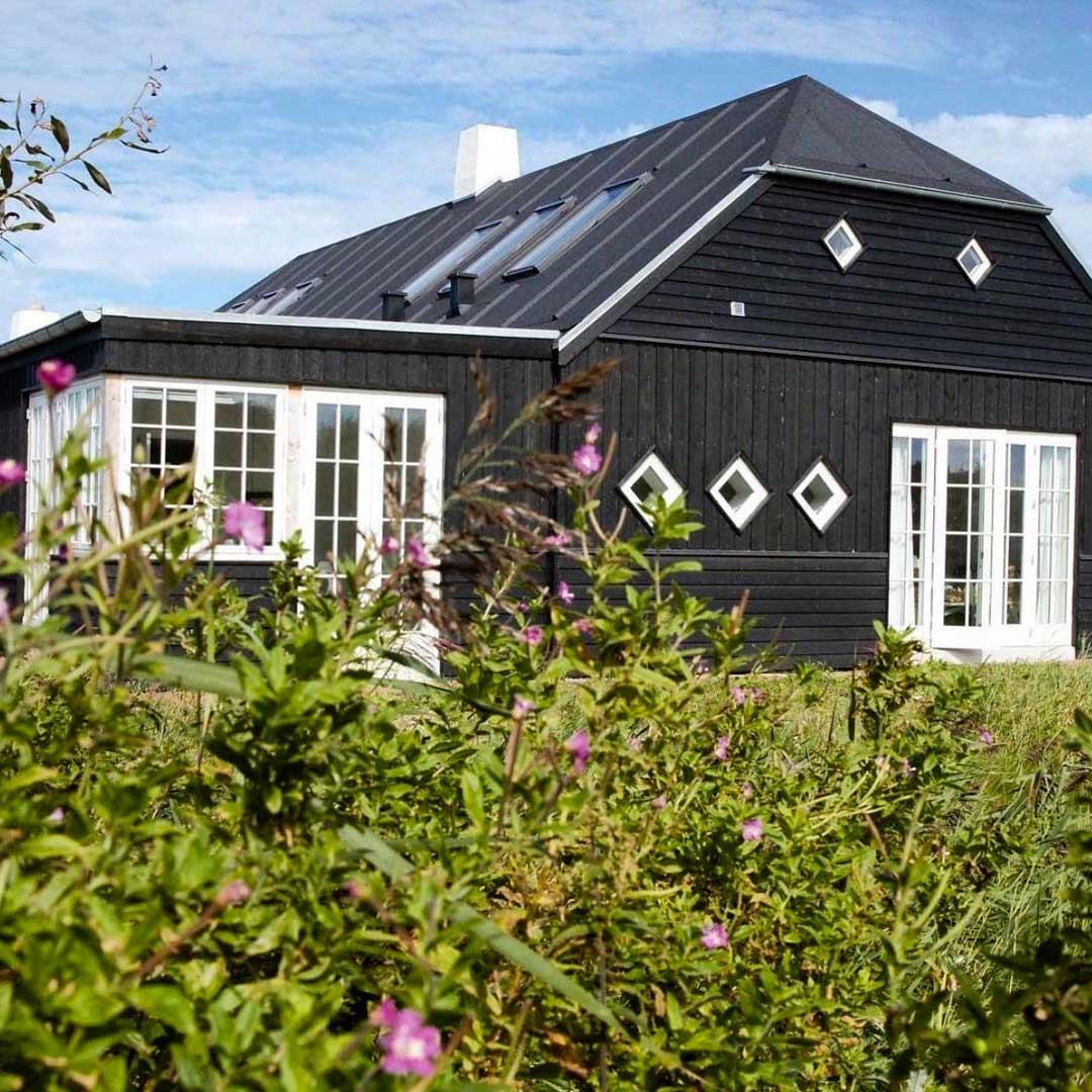 Lej sommerhus ved Nørlev Strand