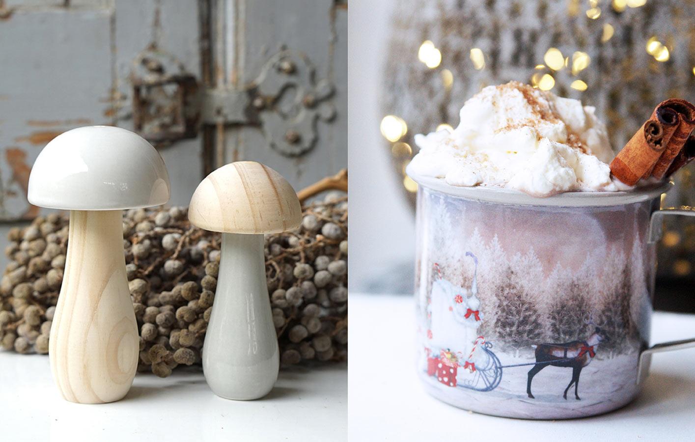 Inspiration jul 2020 - jul i genbrug - Falby Design - Boliginteriør - Nordisk interiør