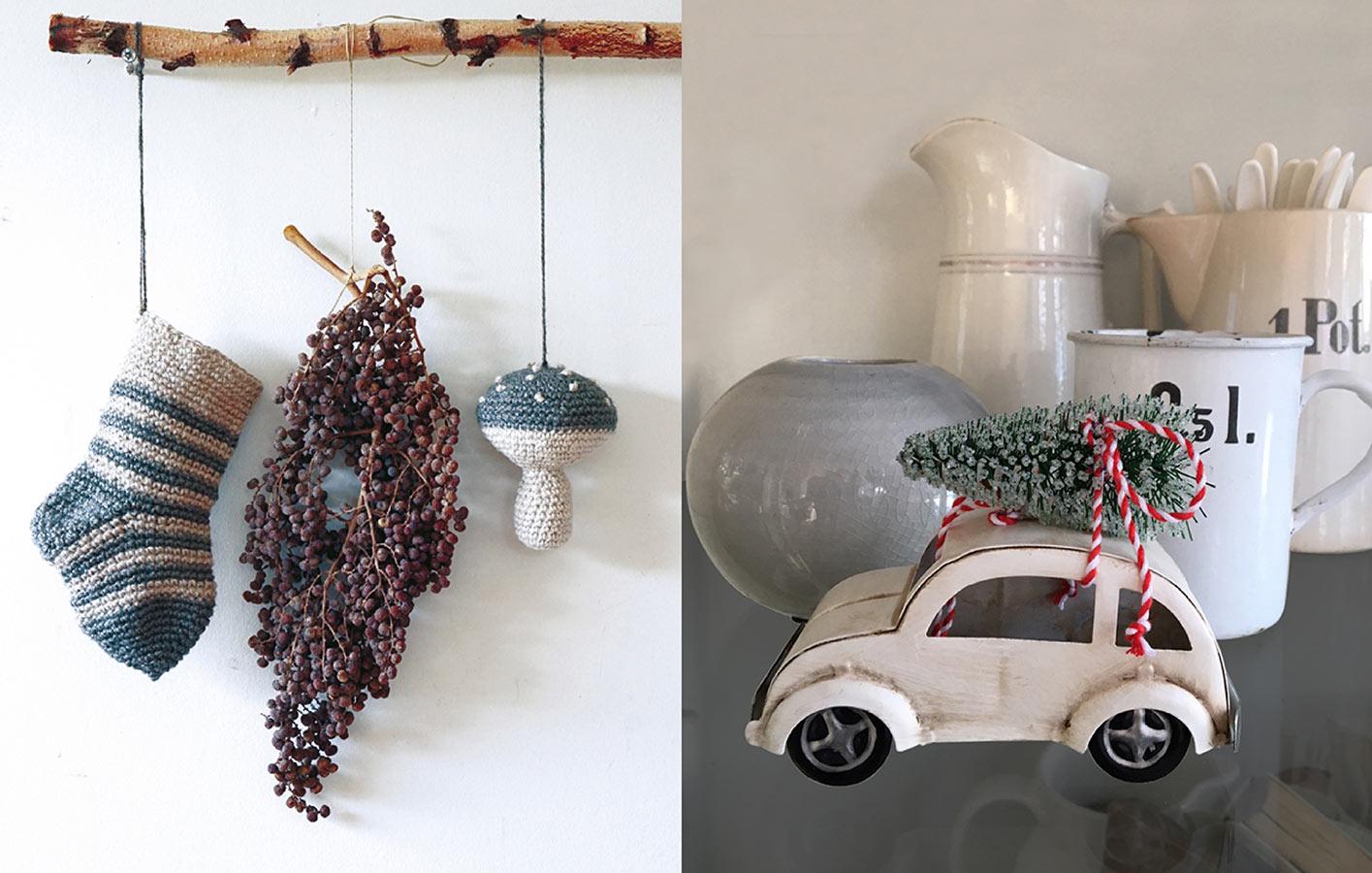 Inspiration jul 2020 - jul i genbrug - Falby Design - Boliginteriør - Nordisk stil